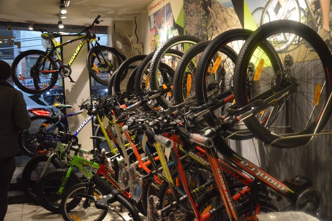 Indian bicycles no match for Chinese high-end bikes