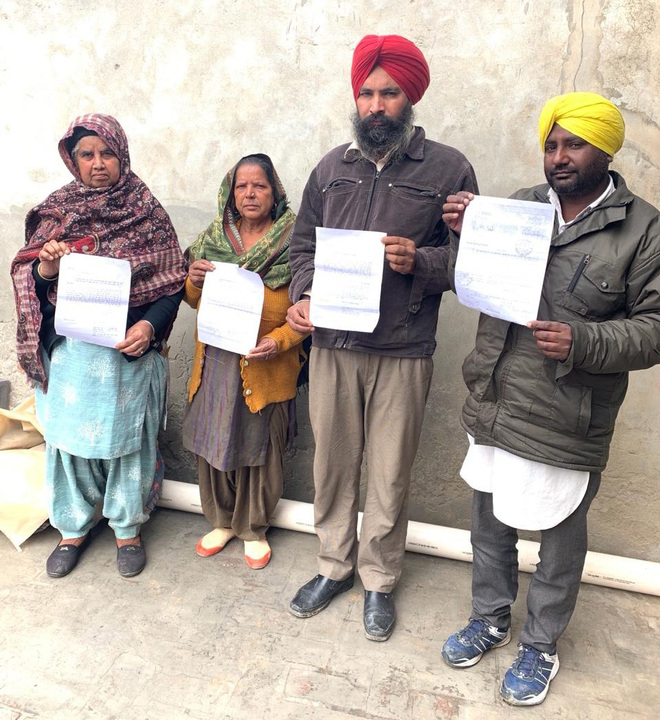 4 Lakhi Jungle panches move no-trust vote against sarpanch