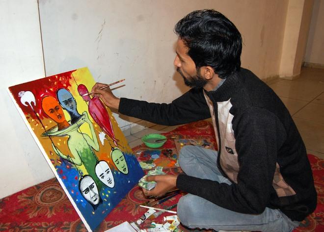 80 artists display skills at KT Kala