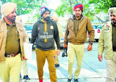 Man posing as cop sent to four-day police custody