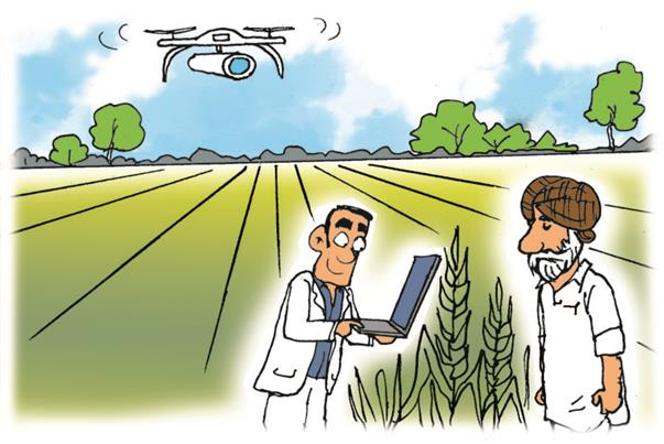 Startups, research institutes set to revolutionise farming