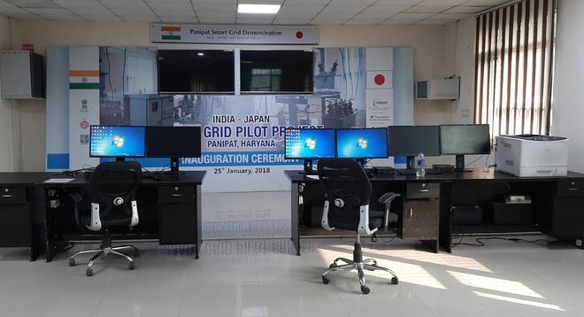 1st smart grid pilot project non-functional