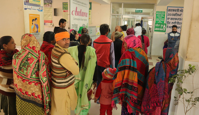 Officials inspect quality of medical care at Women & Children Hospital
