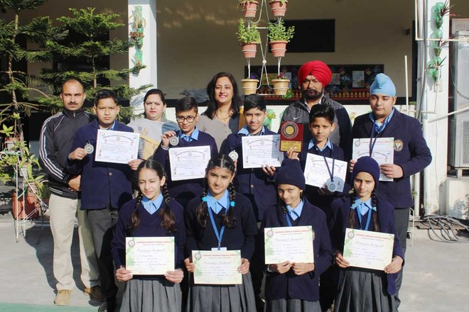 BVM students bag positions