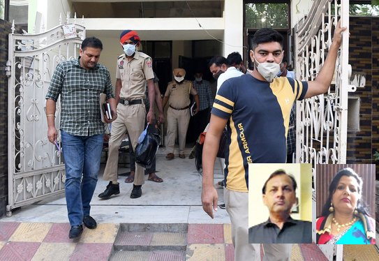 Dhakoli Murder: Police clueless about suspect