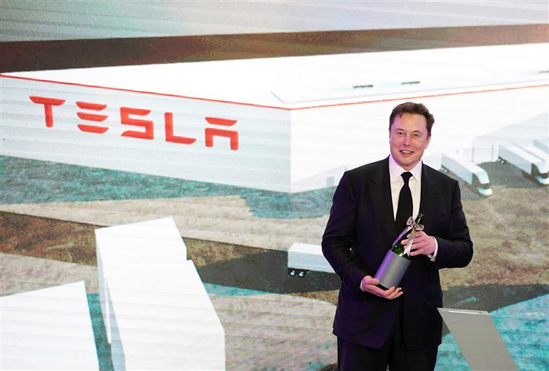 Tesla working on India entry, process begins in January: Elon Musk