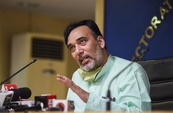Environment marshals to be deployed to check violations of anti-pollution norms: Gopal Rai
