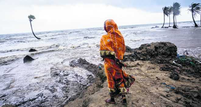 UN: Climate change means more weather disasters every year