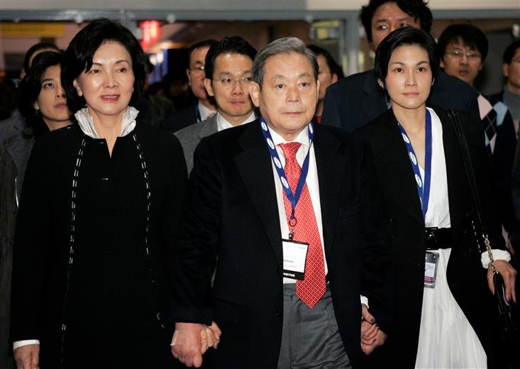 Samsung chairman Lee Kun-hee, head of South Korea's biggest conglomerate, dies at 78