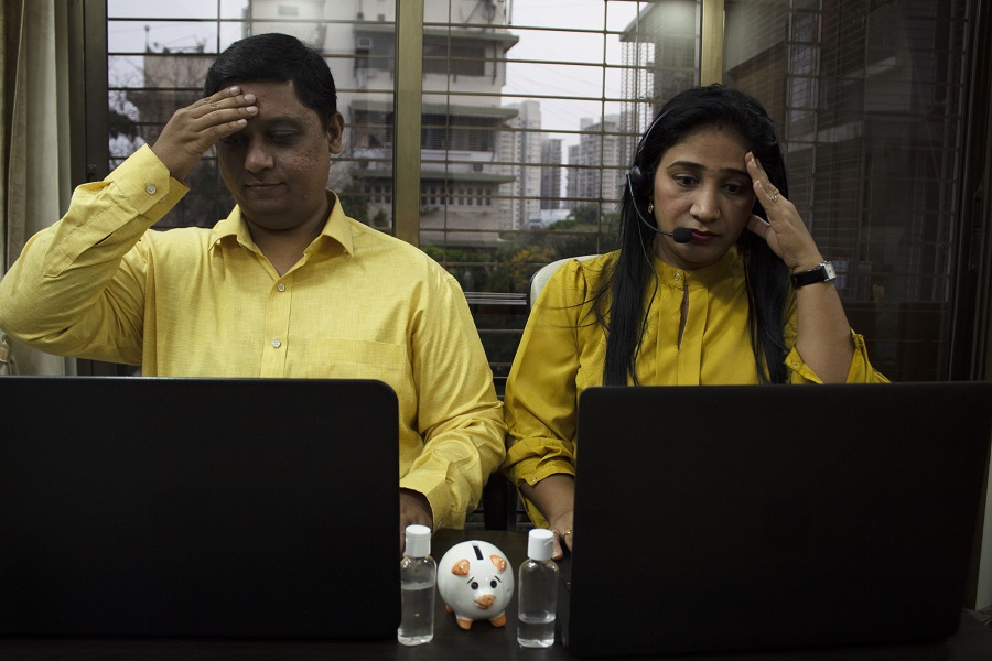 2 in 5 Indian professionals stressed over remote working