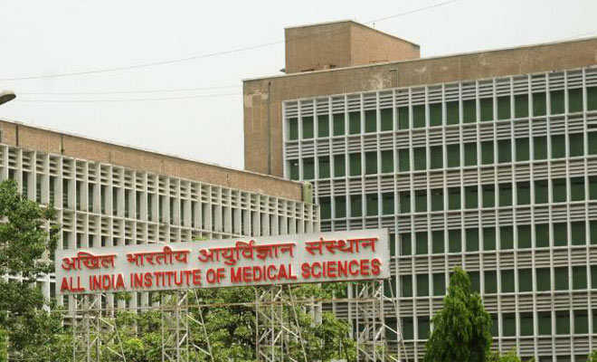 COVID-19 positive woman escapes from AIIMS, husband files missing report to deceive police