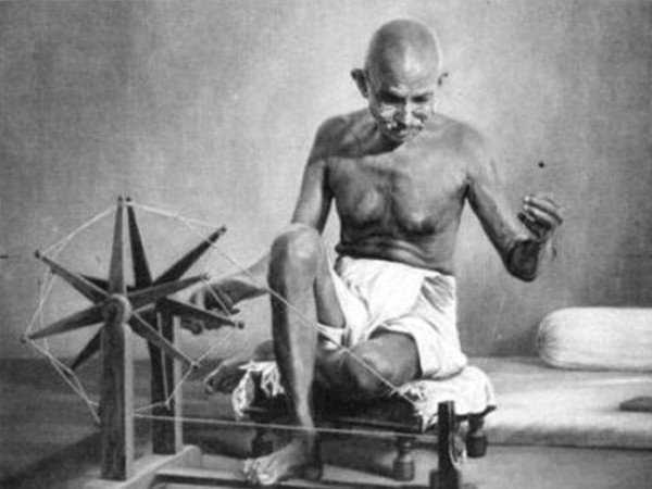 'Gandhi's concept of non-violence interconnected with philosophy, politics and action with morality'