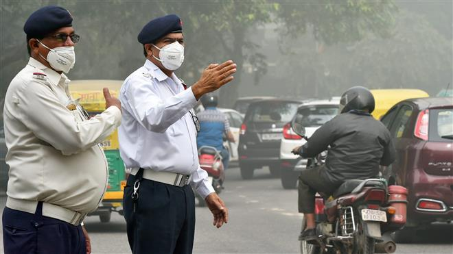 Delhi's air quality 'poor'; wind direction shift may improve it