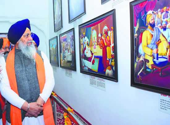 SGPC schedules special exhibition commemorating its 100th anniversary