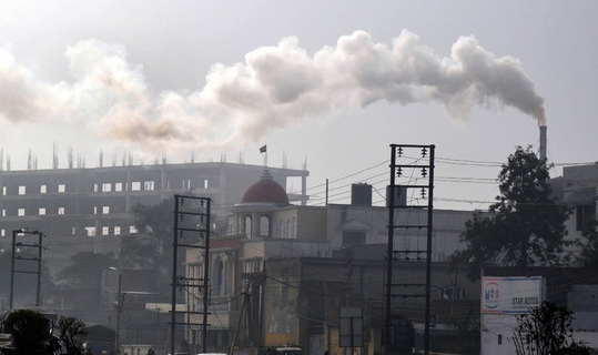Air pollution contributes to more than 1,16,000 infant deaths in India, reveals global study