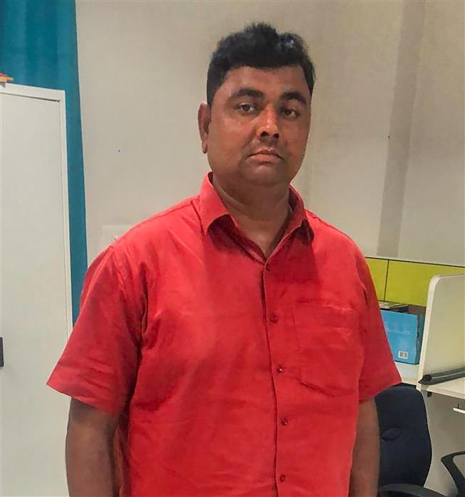 Ballia firing: Main accused Dhirendra Singh among three arrested