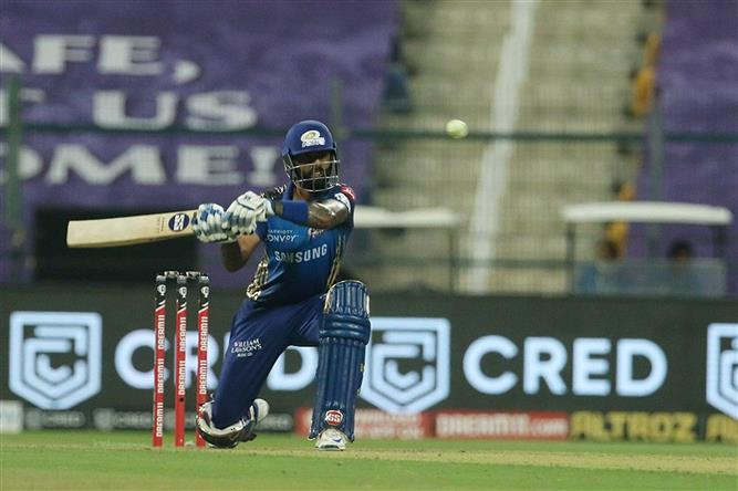 IPL2020: Mumbai Indians beat Rajasthan Royals by 57 runs : The Tribune India