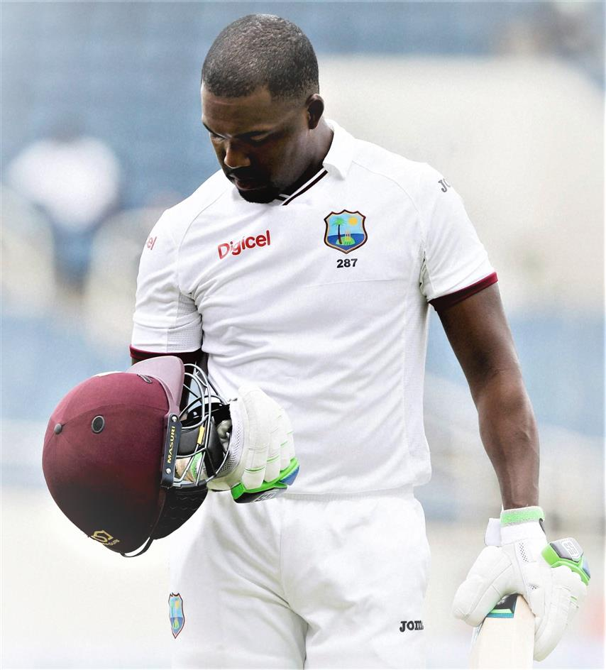 Darren Bravo in, Shai Hope out of West Indies Test squad