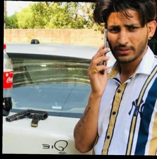 Notorious gangster Harman Bhau falls into Moga police net