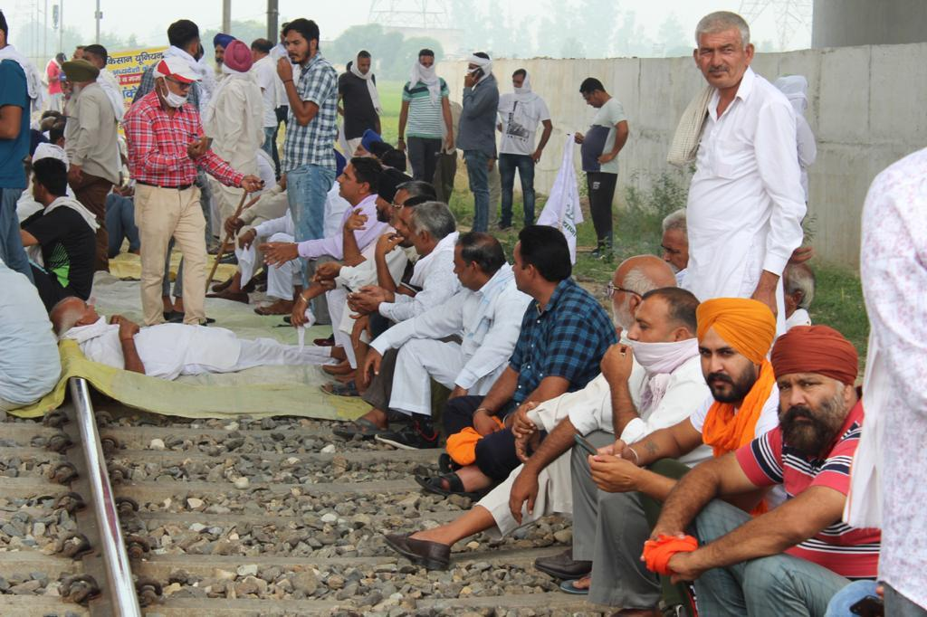 Train services have not resumed in Punjab: Railways