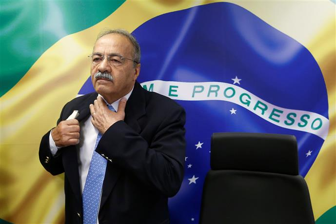 Brazil leader's ally suspended after underwear cash jackpot