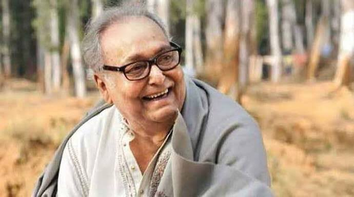 Soumitra Chatterjee's health condition improves