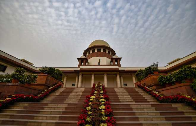 Plea in SC seeks removal of disparity in pension benefits to armed forces