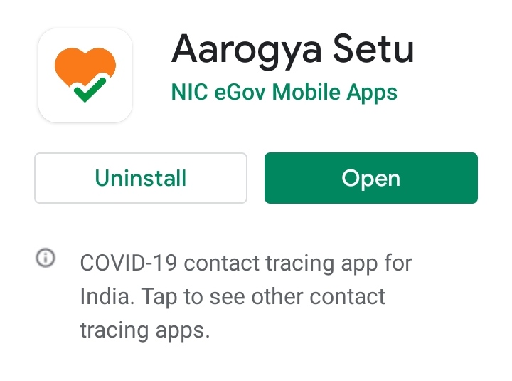 No info about creation of Aarogya Setu app: IT ministry; CIC issues show-cause notice