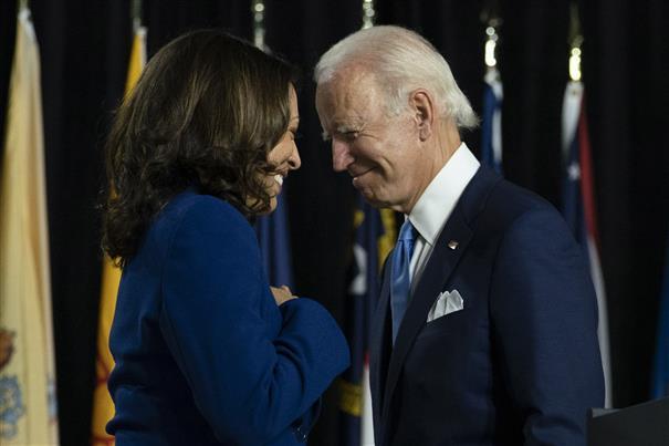 'May good again triumph over evil': Biden, Harris greet Hindus on Navratri