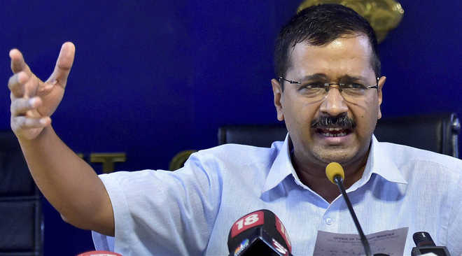 States should stop blaming each other on stubble burning, need to take it seriously: Kejriwal