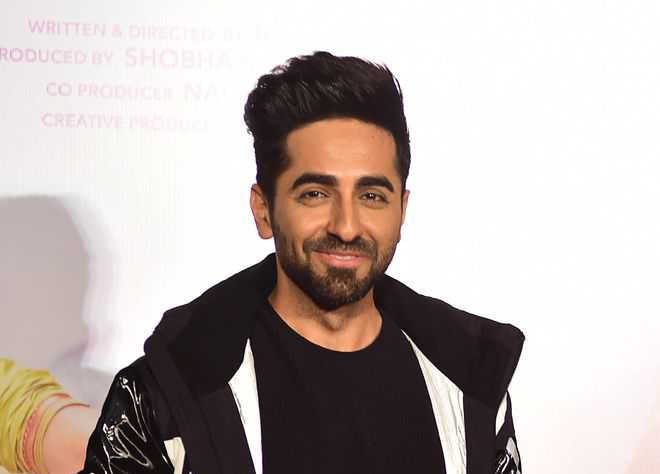 'Chandigarh gave me wind beneath my wings,' says Ayushmann Khurrana on shooting in his hometown