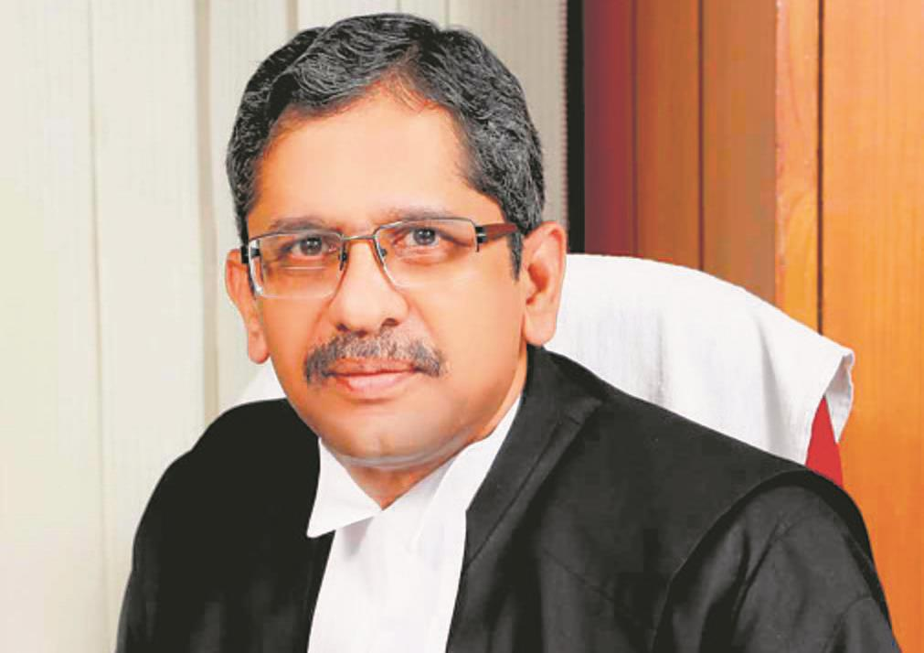 Judge needs to withstand pressures: Justice Ramana - The Tribune India