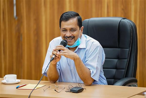 Punjab govt cannot change laws made by Centre: Kejriwal
