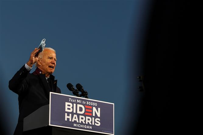 Joe Biden supporters turn to Bollywood hit tune to woo Indian-Americans