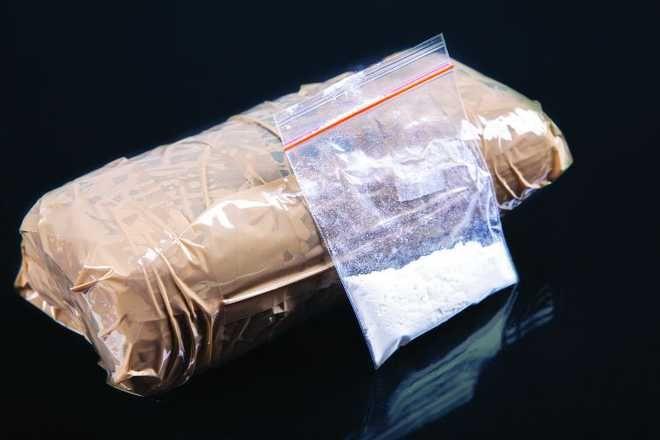 9.4-kg heroin seized from India-Pakistan border in Punjab's Ferozepur