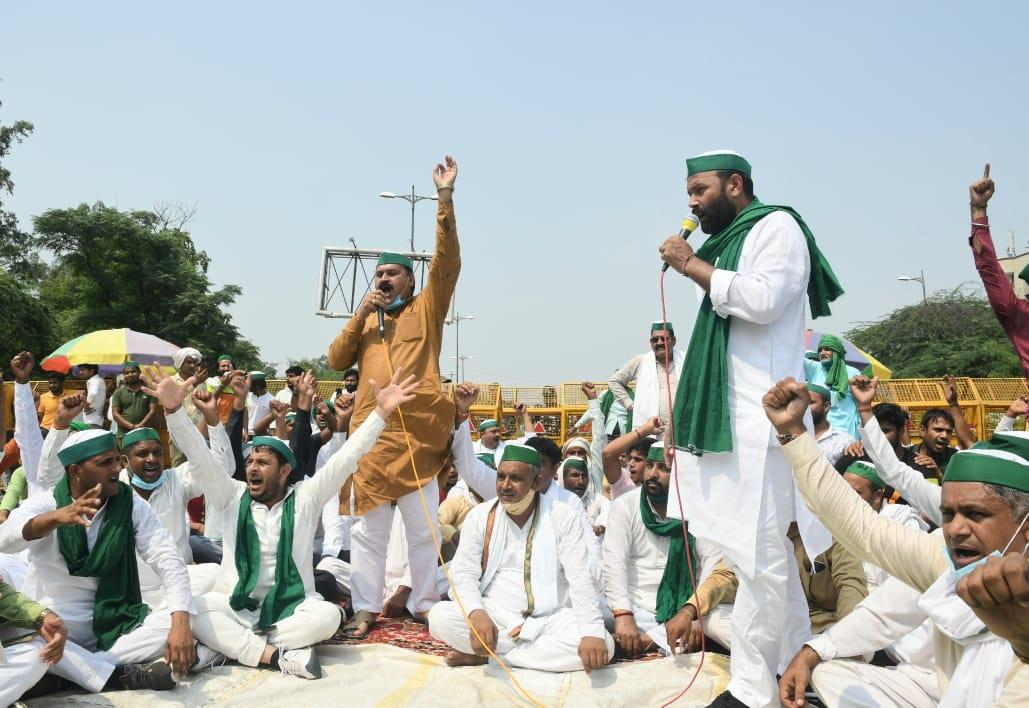 Farmers' unions to campaign for BJP's defeat in Bihar Assembly elections