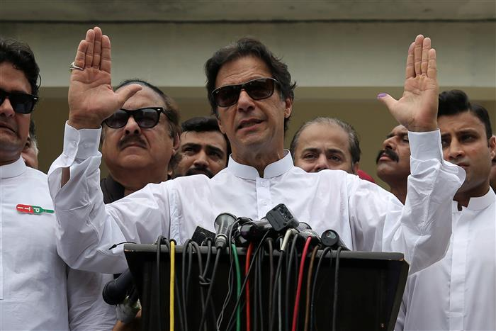 Would have sacked army chief if Kargil war was conducted without informing me: Imran Khan