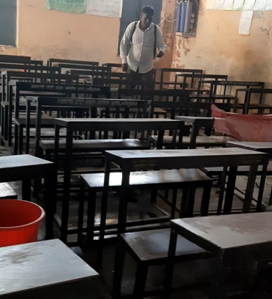 Schools to reopen for class IX to XII students  from Monday