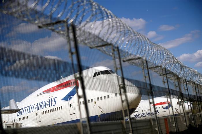 UK fines British Airways for failures in 2018 data hack
