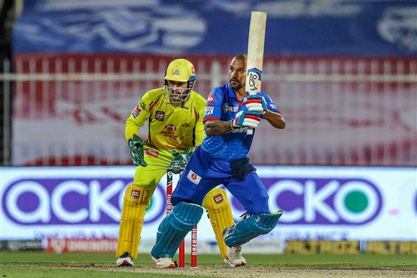 In Pant's absence, Dhawan switches to fourth gear