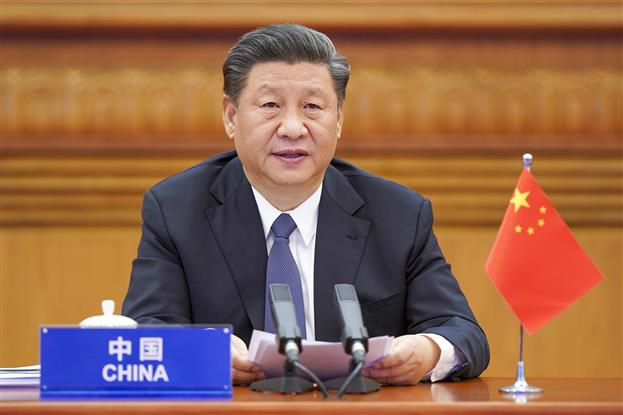 China's Communist Party kicks off key meeting to discuss key challenges facing country