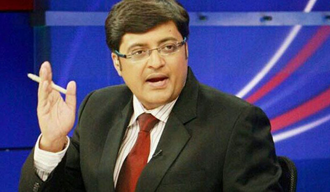 TRP: Issue summons to Arnab before arraigning him, says HC