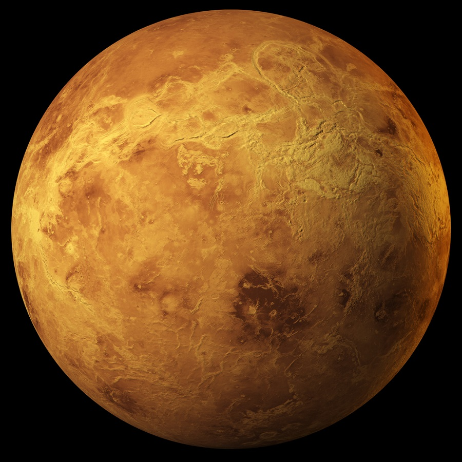 Space probe makes 1st Venus fly-by on way to Mercury