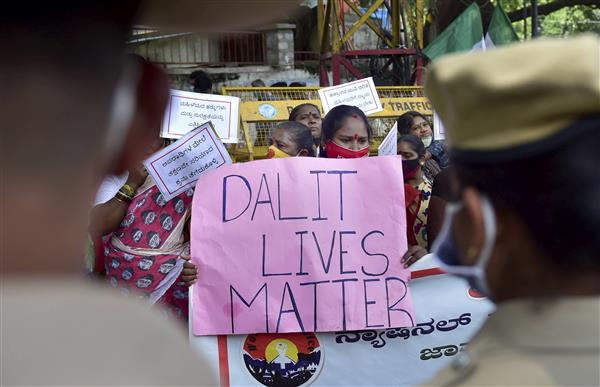 Tamil Nadu Dalit panchayat chief humiliated, not allowed to sit on a chair at meetings