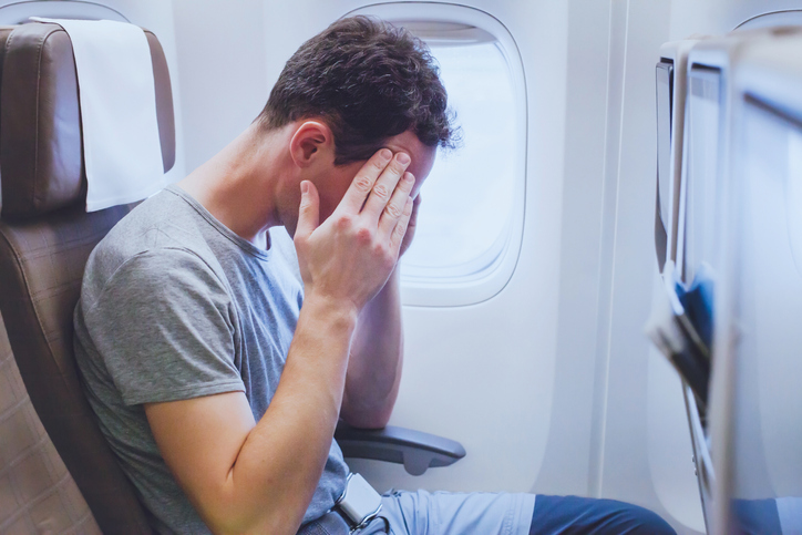 Chronic jet lag may create cancer conditions