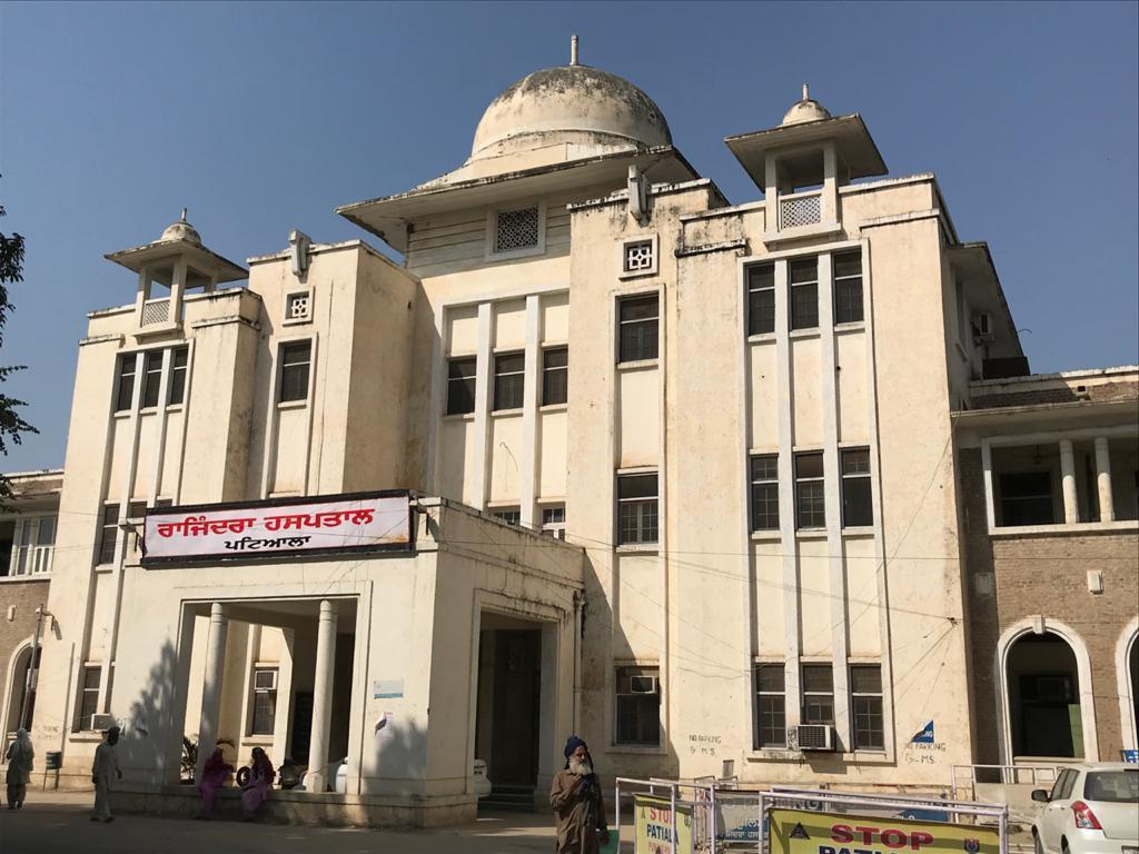 First time in four months, Patiala's Rajindra Hospital reports no COVID death