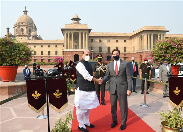 India, US to ink landmark defence pact on Tuesday, say officials