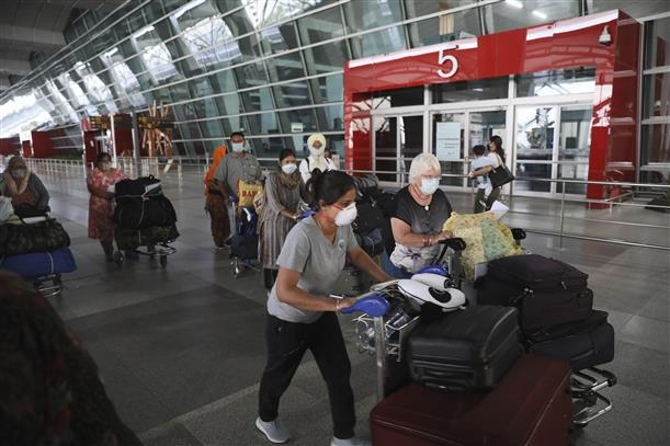 Delhi's IGI airport emerges safest amid COVID pandemic in global rating: DIAL