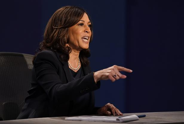 Trump admin 'greatest failure' of any presidential administration in US history: Kamala Harris