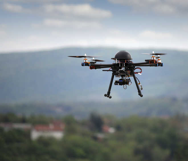 UK Space Agency backs medical drone delivery project